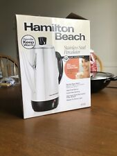 hamilton beach 12 cup coffee percolator