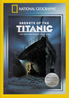 National Geographic - Secrets Of The Titanic ( New DVD