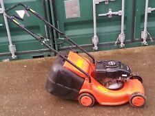 Flymo selfpropelled petrol lawnmower.good engine good working order