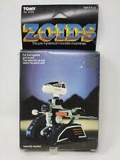 Vintage Zoids (Glidoler), New Open Box Terrazoid, 1982 #2559