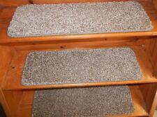 """Beautiful Plush Premium Little Shaggy Carpet Stair Treads Staircase 10"""" x 30"""""""