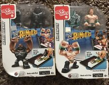 Mattel WWE Wrestling Rumblers Figure Elite Mark Henry And Sheamus App Tivity
