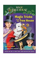 Magic Tricks from the Tree House: A Fun Companion to Magic Tree... Free Shipping