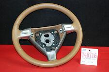 Porsche 911 997 Carrera 987 Boxster Steering Wheel Tan Vinyl 99734780403 OEM