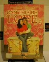 can this be LOVE  DVD KOREAN SUBTITLES ENGLISH, HERO ANGELES,SANDARA PARK