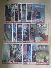 Thor God Of Thunder 1 3 4 7 8 9 10 11 12 13 14 15 16 17 18 19 20 21 22 23 24 25