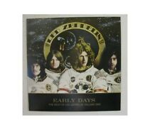 3 Led Zeppelin Poster Flat