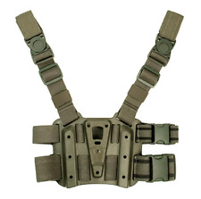 Genuine Blackhawk OD Green Tactical Holster Platform Serpa CQC Holster 432000POD