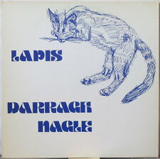 DARRAGH NAGLE & DEREK FULLER Lapis LP Top 1970s Hippie Folk—Rare Private HEAR