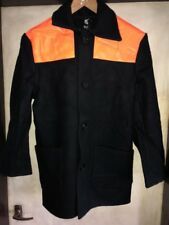 DONKEY JACKET VINTAGE WOOL WORK COAT PUNK SKINHEAD MOD WORKER HI-VIS