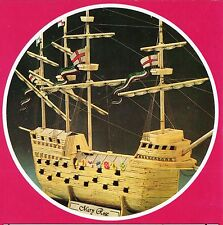 MARY ROSE MATCHSTICK MODEL SHIP CRAFT KIT, BRAND NEW