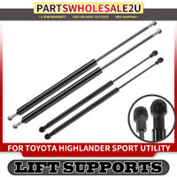 2x Tailgate Lift Supports Shock Struts Springs for Mitsubishi Diamante ES 93-95