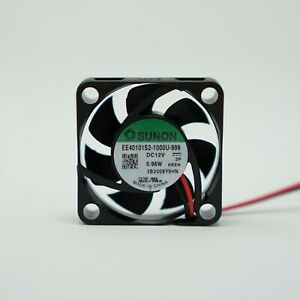 Sunon Lüfter 40x40x10mm EB40101S2-999 EE40101S2 12V 11.9m3/h