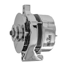 Tuff-Stuff Alternator 7078NA; 1G 70 Amp Chrome External for 1961-1985 Ford