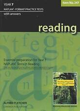 Year 7 Reading: NAPLAN-format Practice Tests with Answers