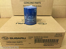 12 pcs Genuine OEM Subaru Oil filter 15208AA15A 15208AA160 Impreza Legacy