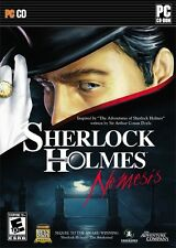 Sherlock Holmes Nemesis PC Games Windows 10 8 7 XP point and click adventure