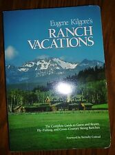 SIGNED!   Ranch Vacations 1st Ed VG- SC free USPS media SHIP