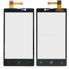 Black Replacement Digitizer Touch Screen Glass for SH Nokia LUMIA 820 N820