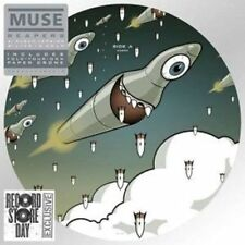 """Muse Reapers 7"""" Inch Vinyl Single RSD 2016"""
