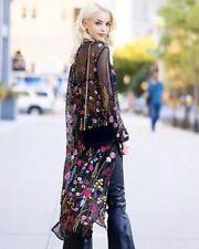 Zara Flower Dress Size S-M
