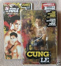 Round 5 UFC World of Champions  CUNG LE  Series 4