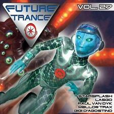 Future transe 27 (2003) pulsedriver, starsplash, Groove Coverage, Kai [double CD]