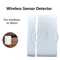 Wireless Window/Door Entry Security Burglar Alarm Chime Doorbell Magnetic