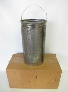1PCSParker Filter Basket Strainer Fulflo 316 Stainless Steel 100 Mesh 0370-50630