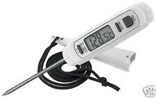 JUDGE Digital Pocket Thermometer- Instant Read/Memory. Great for Steaks & BBQ.