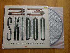 23 Skidoo – Just Like Everybody LP 1987