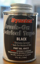 Brush On Electrical Tape Waterproof Brush-On Auto Boat Electrical Quick Drying