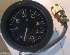 Jaeger Military tachometer NOS Part