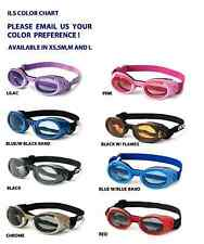 Doggles (tm) Dog Goggles ILS (all sizes / colors) NEW