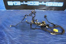 2009 MITSUBISHI LANCER RALLIART OM ENGINE WIRE HARNESS (DAMAGED) ASSY CY4A 485