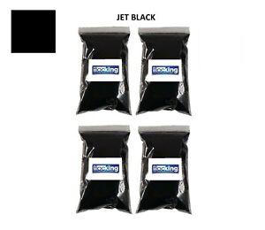 BLACK FLOCK FLOCKING FIBRES FOUR SQM COVERAGE DIY FLOCKING FIBERS DASHBOARDS