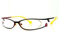 Boz by J.F. Rey KISSME Glasses Frames Spectacles Black & Red