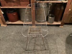 EAMES Wire-Chair Herman Miller Vitra Vintage Inkl. Bikini