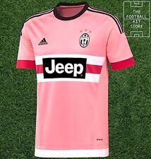 JUVENTUS 2015/2016 Junior Away Football Shirt 11-12 Years Light Pink