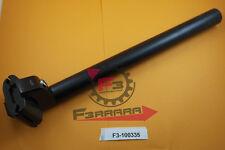 F3-100335 Canotto tubo Sella mm 25,4 X 300 Alluminio NERO Bicicletta Bike CITY