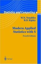 By W.N. Venables, B.D. Ripley: Modern Applied Statistics with S Fourth (4th) Edi