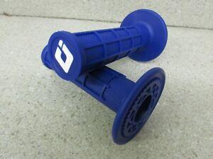 NEW ODI BLUE MX GRIPS KAWASAKI KX80 KX85 KX100 KX125 KX250 KX250F KX450F KDX200