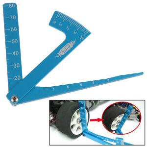 Adjustable Ruler RC Car Wheel Rim Camber Height Tires Angle Balance Ruler3.KN