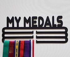 Natation médaille Holder Display Cintre personnalisé 5 mm MDF FREE POST