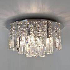 Astro Evros 7190 bathroom bedroom chandelier light 3 x 33W IP44 dimmable chrome