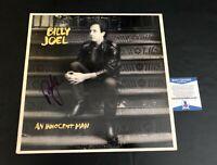 BILLY JOEL SIGNED INNOCENT MAN ALBUM VINYL LP PIANO MAN AUTOGRAPH BECKETT COA