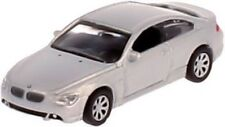 Welly WEL73101si BMW 645ci, silver 1:87 suberb detail