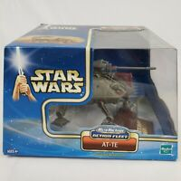 *NEW IN BOX* SEALED Micro Machines Star Wars Action Fleet AT-TE Hasbro
