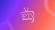 IP*TV Smart Abonnement 12 mois Smarters Pro M3U SMART TV ANDROID BOX MAG✔️Rapide