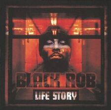 black rob life story vinyl 2 LP DOUBLE RECORD (BAD BOY Records) New & Sealed